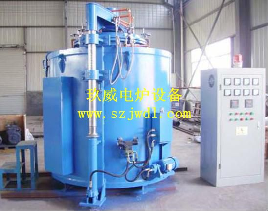井式碳氮共渗炉