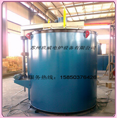 井式渗氮炉