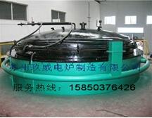 井式球化炉