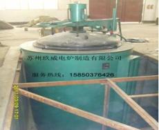 铝合金井式退火炉