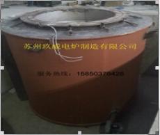 矽钢片井式真空退火炉