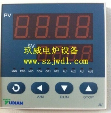 工业炉温控表