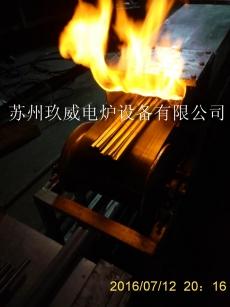 不锈钢管网带退火炉