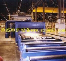 辊轴式电阻炉