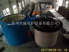 江苏10吨井式真空球化退火炉