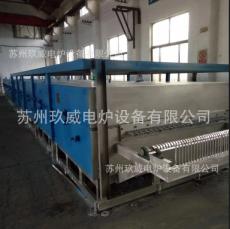 苏州工业电炉 铁丝钢丝管道退火炉