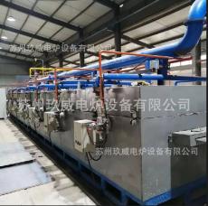 上海天然气管式退火炉